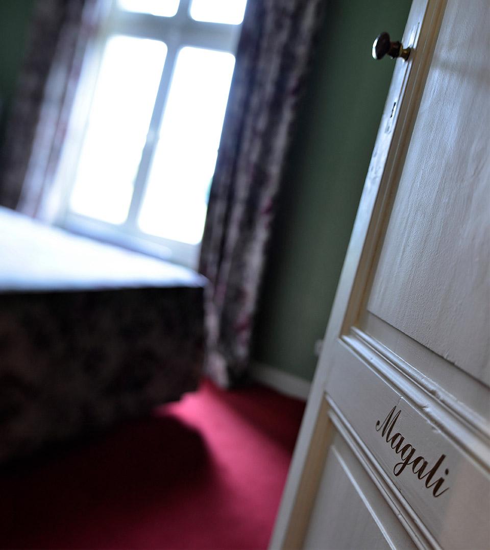 Chambres d'hôtes Maucaillou